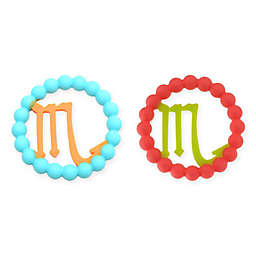 chewbeads® Baby Zodies Scorpio Teether