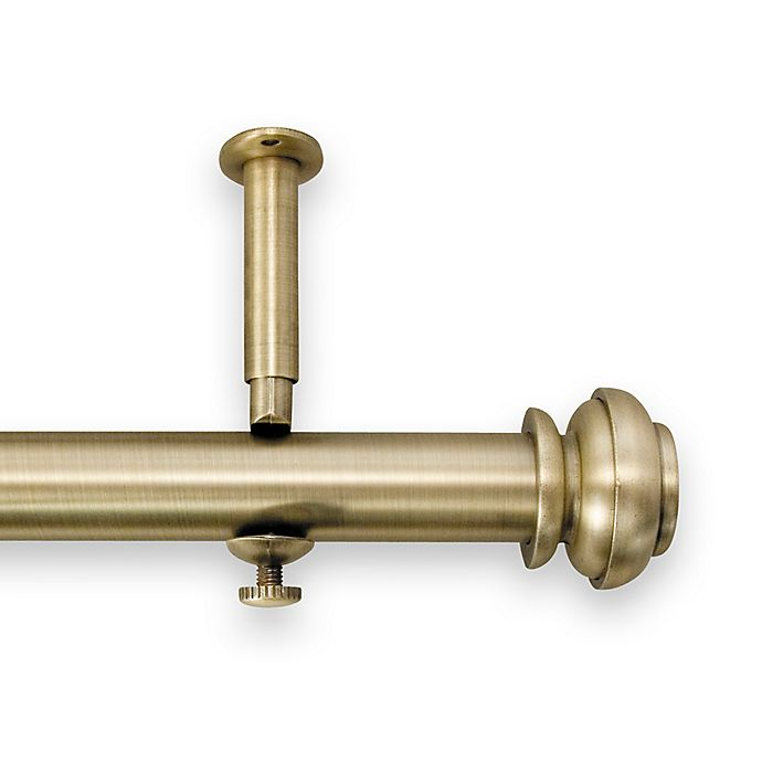 Alternate image 1 for Revel 28-Inch to 48-Inch Adjustable Rod in Metallic Gold