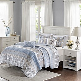 Madison Park Willa 6-Piece Coverlet Set