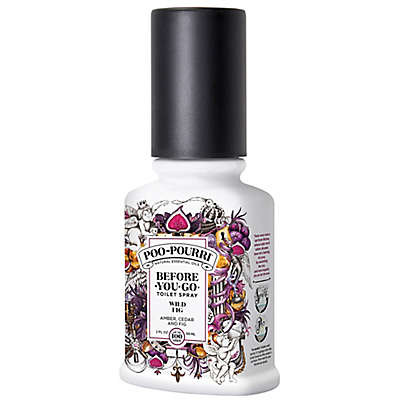 Poo-Pourri® Before-You-Go® 2 oz. Toilet Spray in Wild Fig
