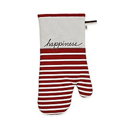 ED Ellen DeGeneres™ Happiness Oven Mitt in Red