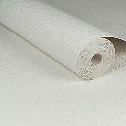 Graham & Brown Cody Paintable Wallpaper in White