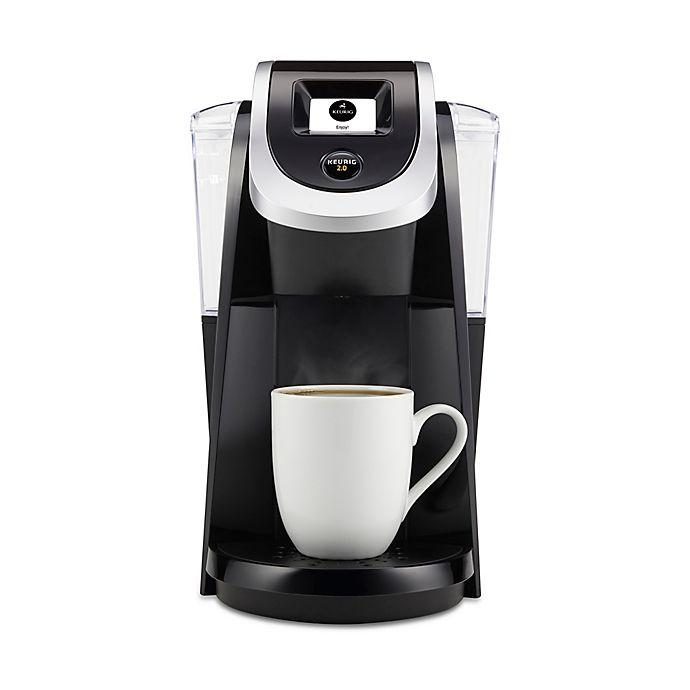 keurig® 2.0 k250 plus series coffee brewing system | bed bath & beyond