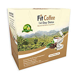 Fit Coffee 14-Day Detox Single Serve Coffee Cups