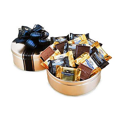 Classically Elegant Ghirardelli Chocolate Gift Set