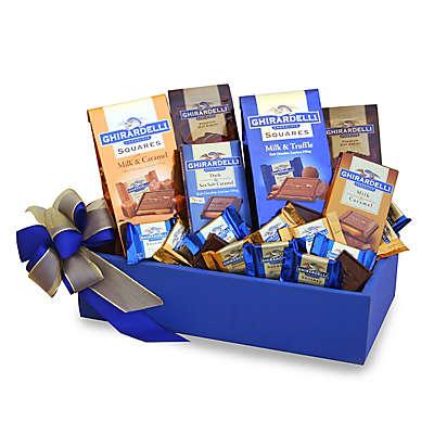 California Delicious Ghirardelli Chocolate Party Gift Box