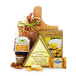 California Delicious Cheeseboard Appetizer Gift Basket