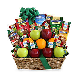 California Delicious Fruit And Ghirardelli® Classic Gift Basket