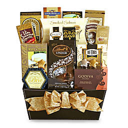 California Delicious Fine and Fancy Gourmet Gift Basket