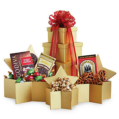 California Delicious Holiday Superstar Gift Tower