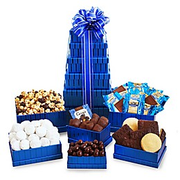 California Delicious Kosher Sweets Gift Tower