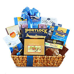 California Delicious Bon Appetit Kosher Gourmet Gift Basket