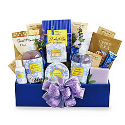 California Delicious Lavender Relaxation Gift Box