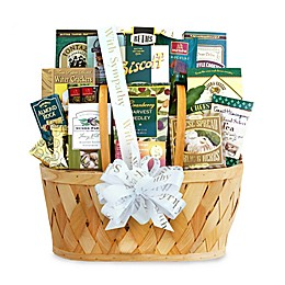 California Delicious Heartfelt Thoughts Of Sympathy Gift Basket
