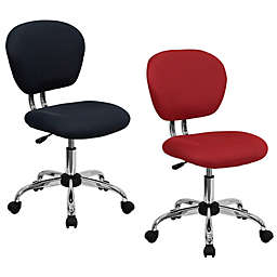 Flash Furniture Mid-Back Mesh Swivel Task Chair Collection