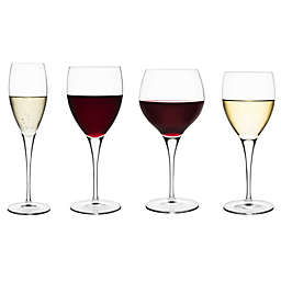 Luigi Bormioli Michelangelo Gold Label Wine Glass Collection