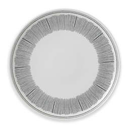 ED Ellen DeGeneres Crafted by Royal Doulton® Grey Lines Dinner Plate