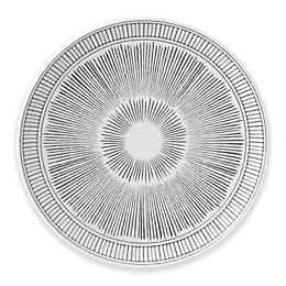 ED Ellen DeGeneres Crafted by Royal Doulton® Grey Lines Salad Plate