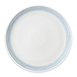 ED Ellen DeGeneres Crafted by Royal Doulton® Polar Blue Dots Dinner Plate