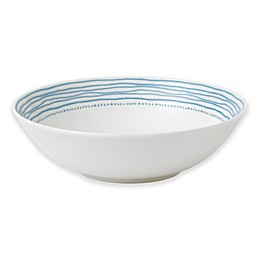ED Ellen DeGeneres Crafted by Royal Doulton® Polar Blue Dots Cereal Bowl