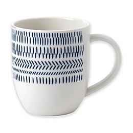 ED Ellen DeGeneres Crafted by Royal Doulton® Dark Blue Chevron Mug
