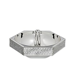 Waterford® Lismore Diamond Ring Holder in Silver
