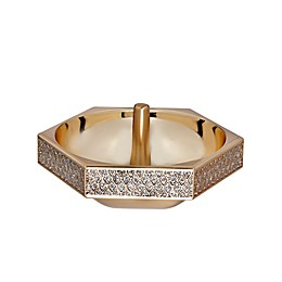 Waterford® Lismore Diamond Ring Holder in Gold