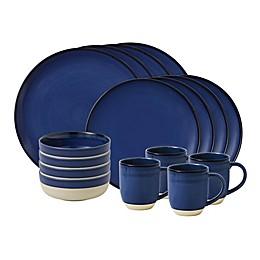 ED Ellen DeGeneres Crafted by Royal Doulton® Brushed Glaze 16-Piece Dinnerware Set