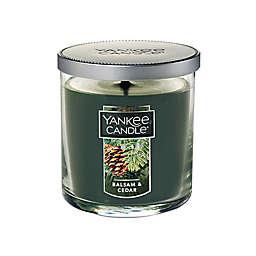 Yankee Candle® Housewarmer® Balsam and Cedar™ Small Tumbler Candle