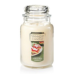 Yankee Candle® Housewarmer® Christmas Cookie™ Large Classic Jar Candle