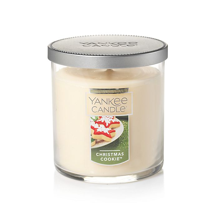 Alternate image 1 for Yankee Candle® Housewarmer® Christmas Cookie Small Tumbler Candle
