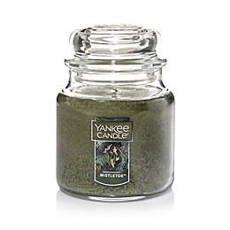 Yankee Candle® Housewarmer® Mistletoe™ Medium Classic Jar Candle