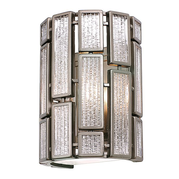 Alternate image 1 for Varaluz Hemingway Flush Mount Wall Light in Bronze