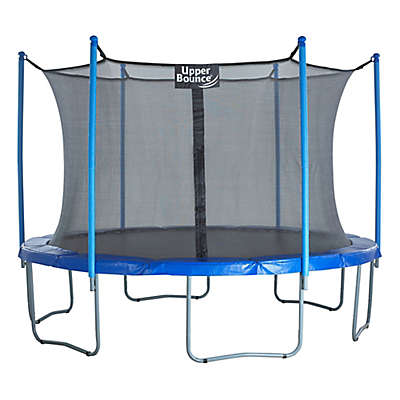 Upper Bounce 14-Foot Trampoline with Safety Enclosure