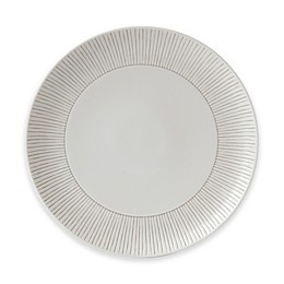 ED Ellen DeGeneres Crafted by Royal Doulton® Taupe Stripe Dinner Plate