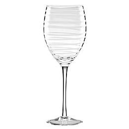 kate spade new york Charlotte Street™ White Wine Glasses (Set of 2)