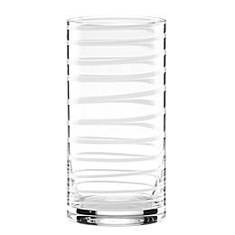 kate spade new york Charlotte Street™ White Highball Glasses (Set of 2)