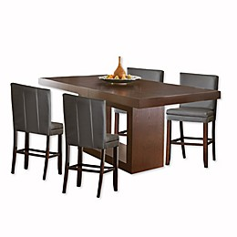 Steve Silver Co. Antonio Counter-Height Dining Table in Cherry