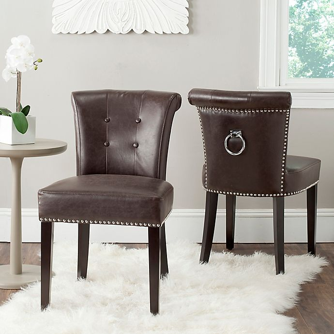 Safavieh Sinclair Ring Chairs Set Of 2 View A Larger Version This Product Image