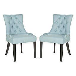 Safavieh Harlow Ring Chairs (Set of 2)
