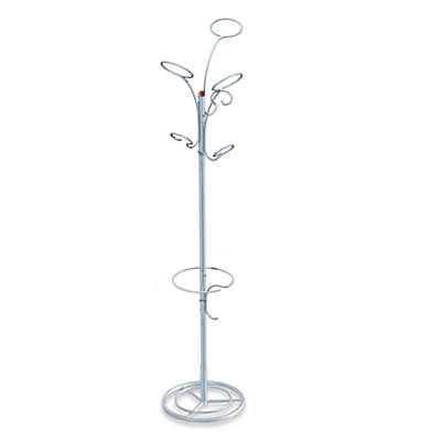 Brahms Metal Standing Coat Rack