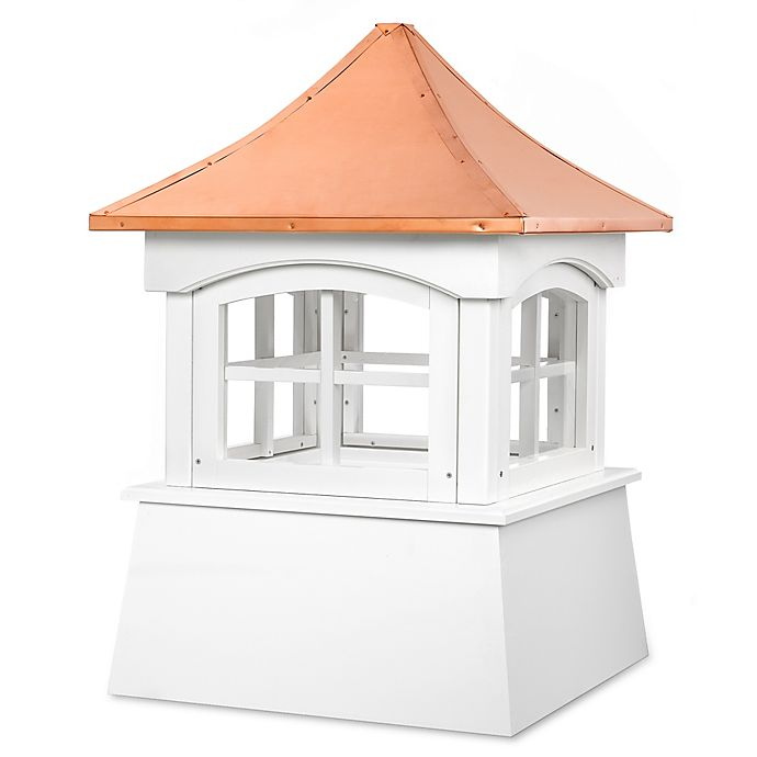 Alternate image 1 for Good Directions Windsor 84-Inch x 120-Inch Cupola