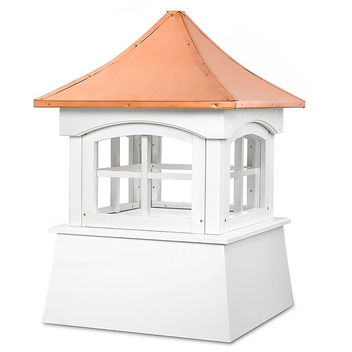 Alternate image 1 for Good Directions Windsor 72-Inch x 106-Inch Cupola