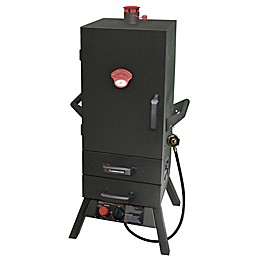 Landmann USA Smoky Mountain 34-Inch Vertical Gas Smoker