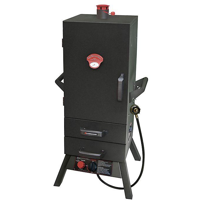Alternate image 1 for Landmann USA Smoky Mountain 34-Inch Vertical Gas Smoker