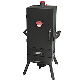 Landmann USA Smoky Mountain 34-Inch Vertical Charcoal Smoker