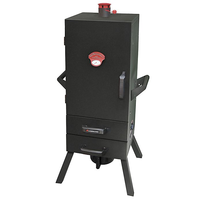 Alternate image 1 for Landmann USA Smoky Mountain 34-Inch Vertical Charcoal Smoker