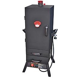 Landmann USA Smoky Mountain 38-Inch Vertical Gas Smoker