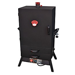 Landmann USA Smoky Mountain 38-Inch Wide Vertical Gas Smoker