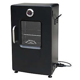 Landmann USA Smoky Mountain 26-Inch Vertical Electric Smoker with Window